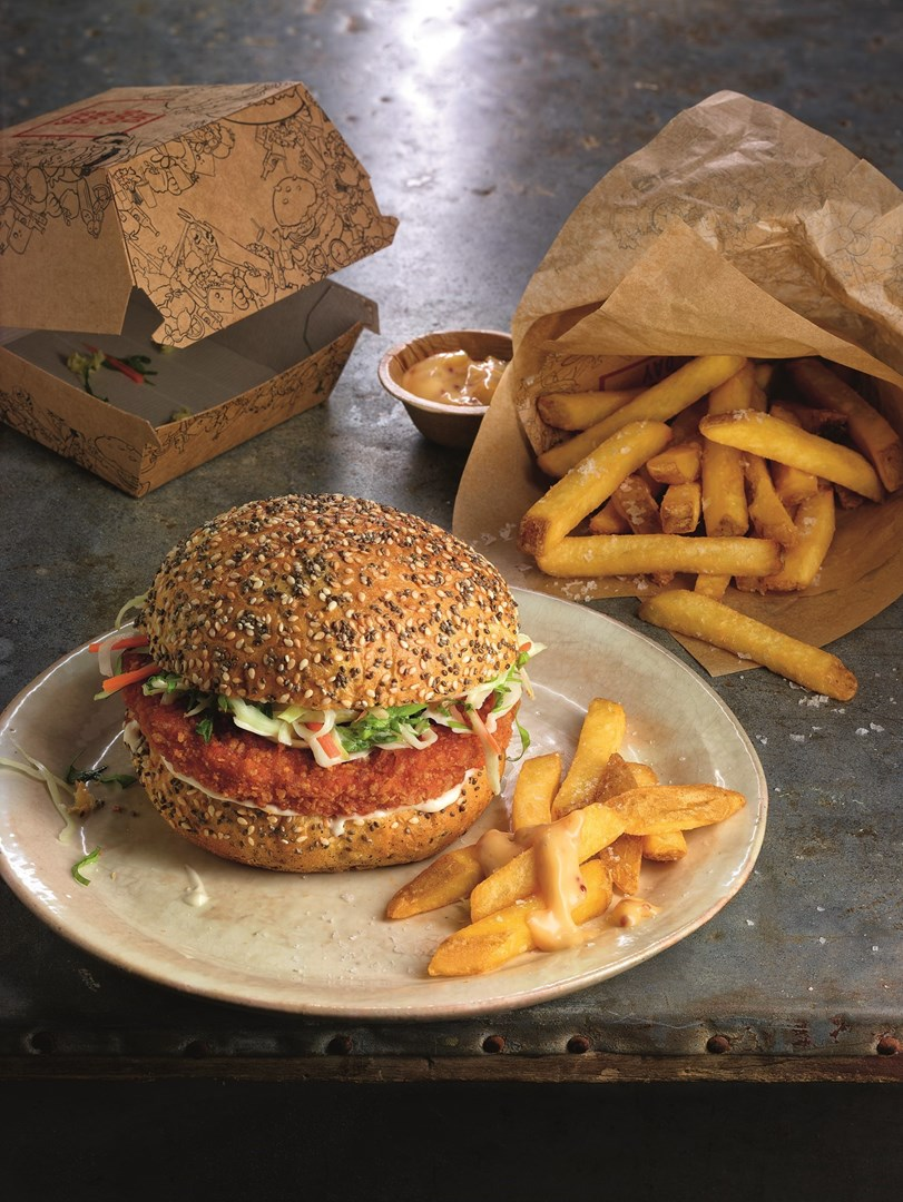 Productafbeelding Buffalo Chik'n® Burger 135 g