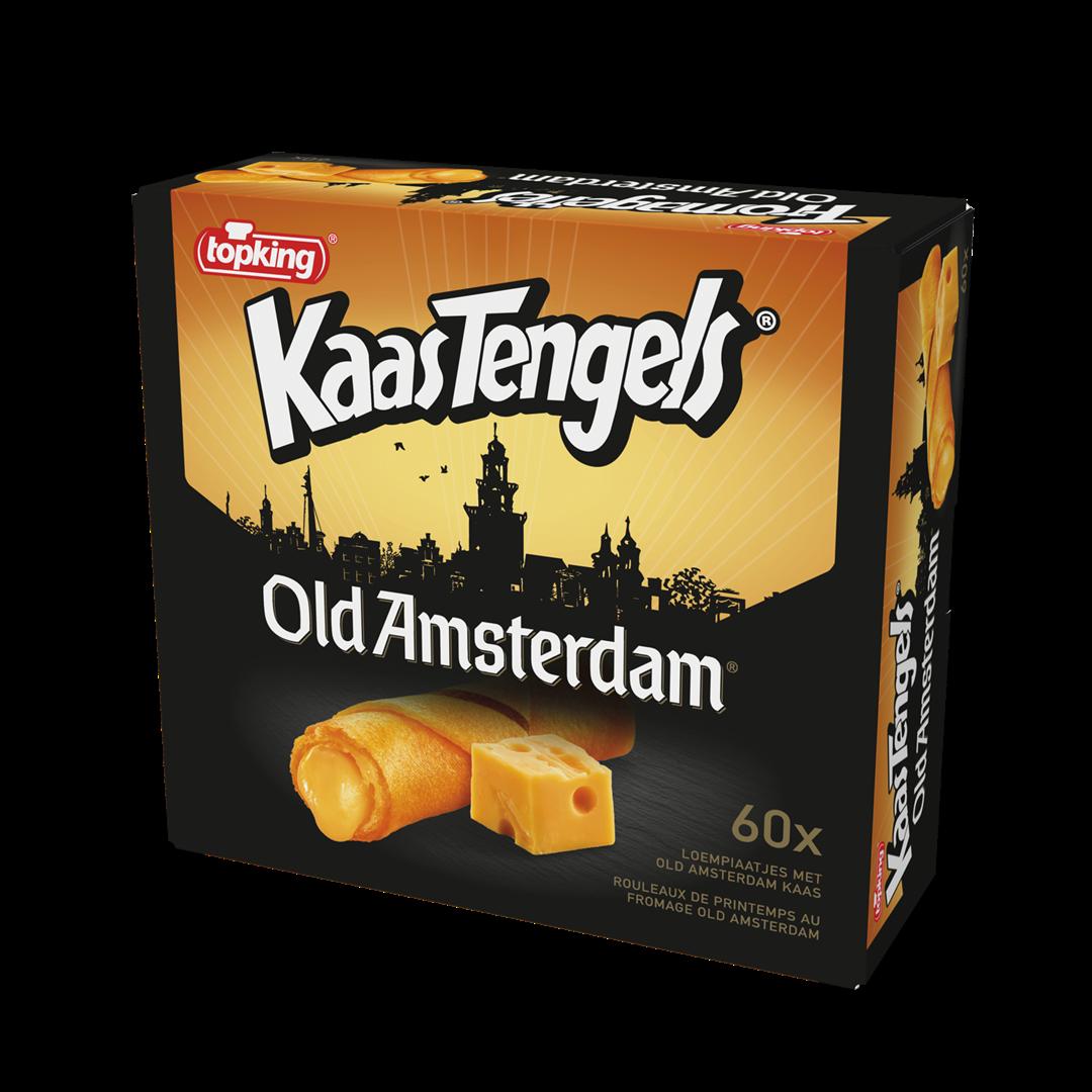 Productafbeelding KaasTengels Old Amsterdam 60 st.