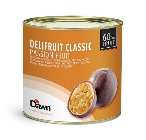 Productafbeelding Dawn Delifruit Classic Passievrucht 2,7 kg blik