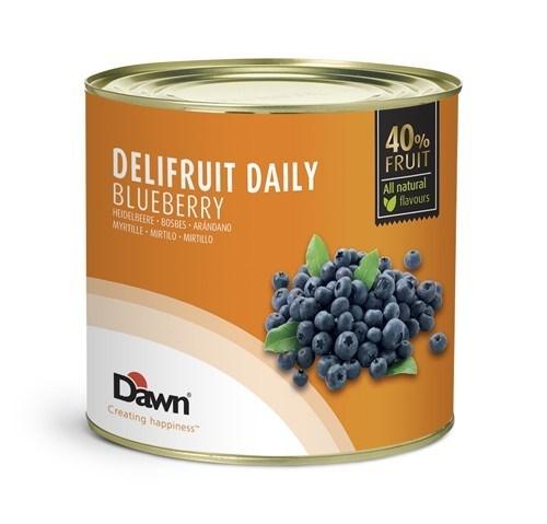 Productafbeelding Dawn Delifruit Classic Bosvruchten 2,7 kg blik