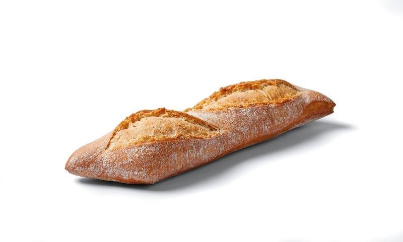 Productafbeelding B902 Halve baguette Duchesse bebloemd 140 G