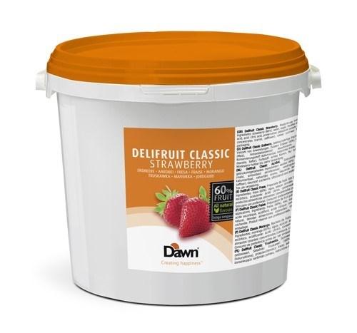 Productafbeelding Dawn Delifruit Classic Aardbei 5,5 kg emmer