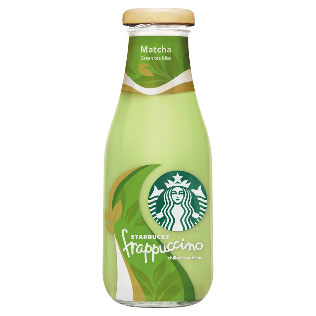 Productafbeelding Starbucks Frappuccino Matcha Green Tea 250ml