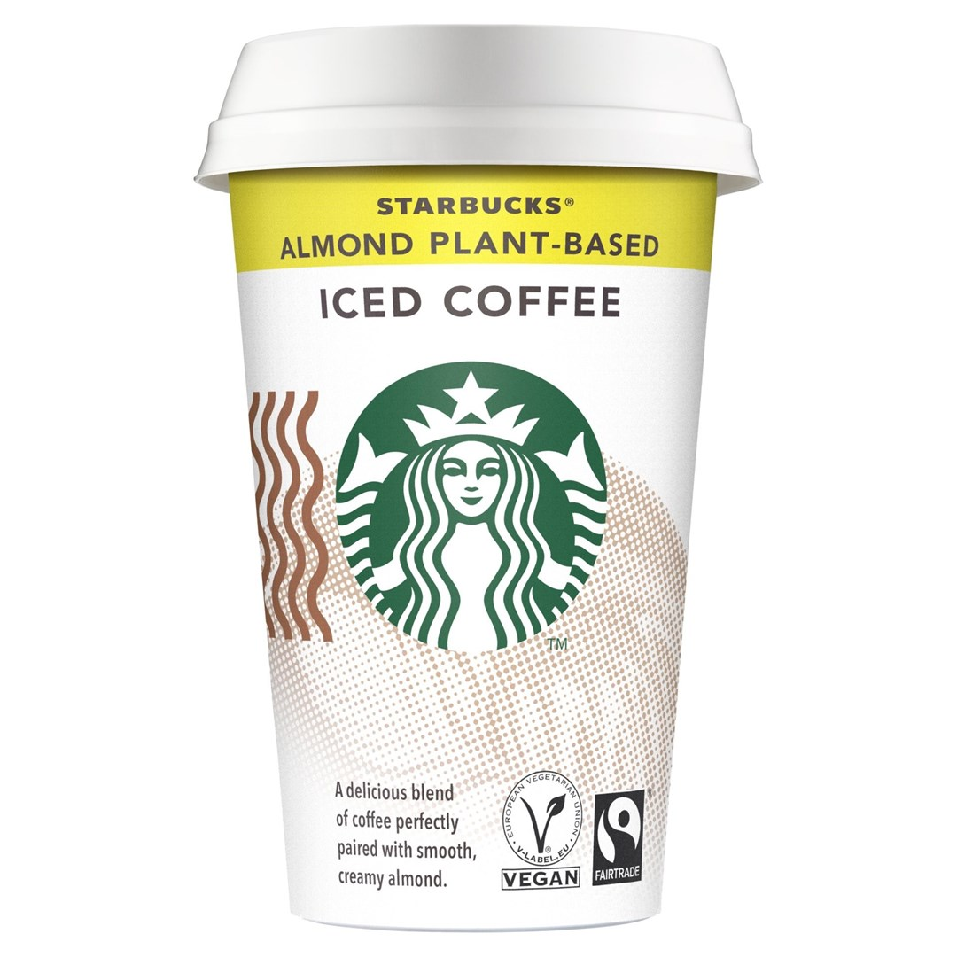 Productafbeelding Starbucks Chilled Classics Almond 220ml