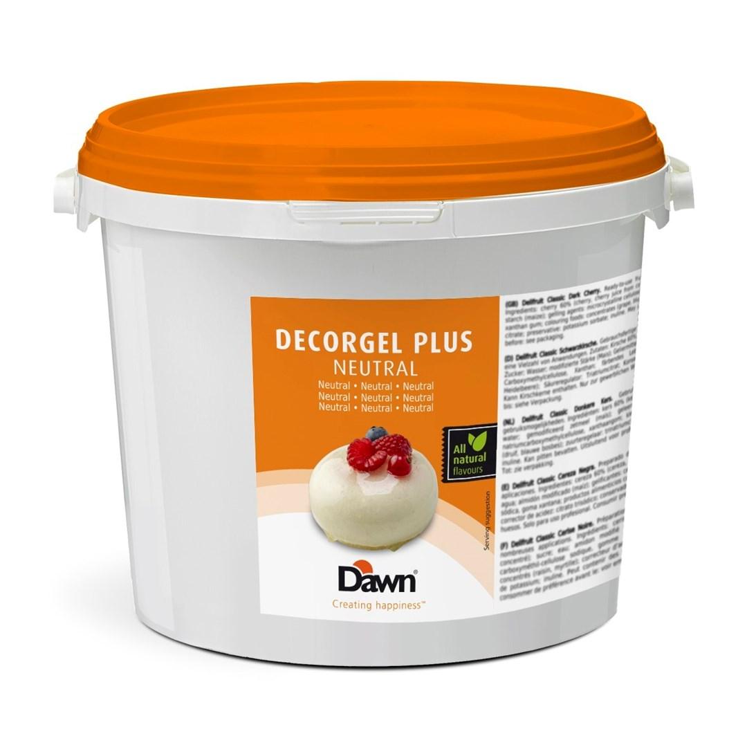 Productafbeelding Dawn Decorgel Plus Neutraal 3 kg emmer