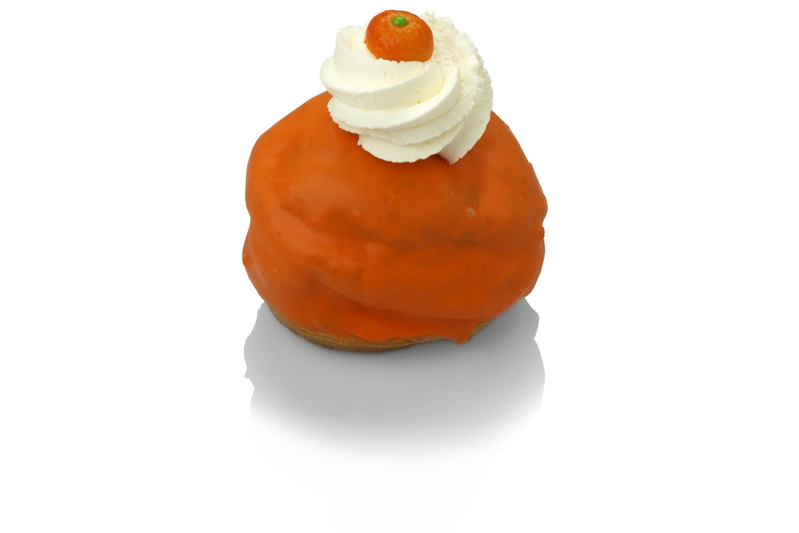 Productafbeelding Oranje slagroomsoes