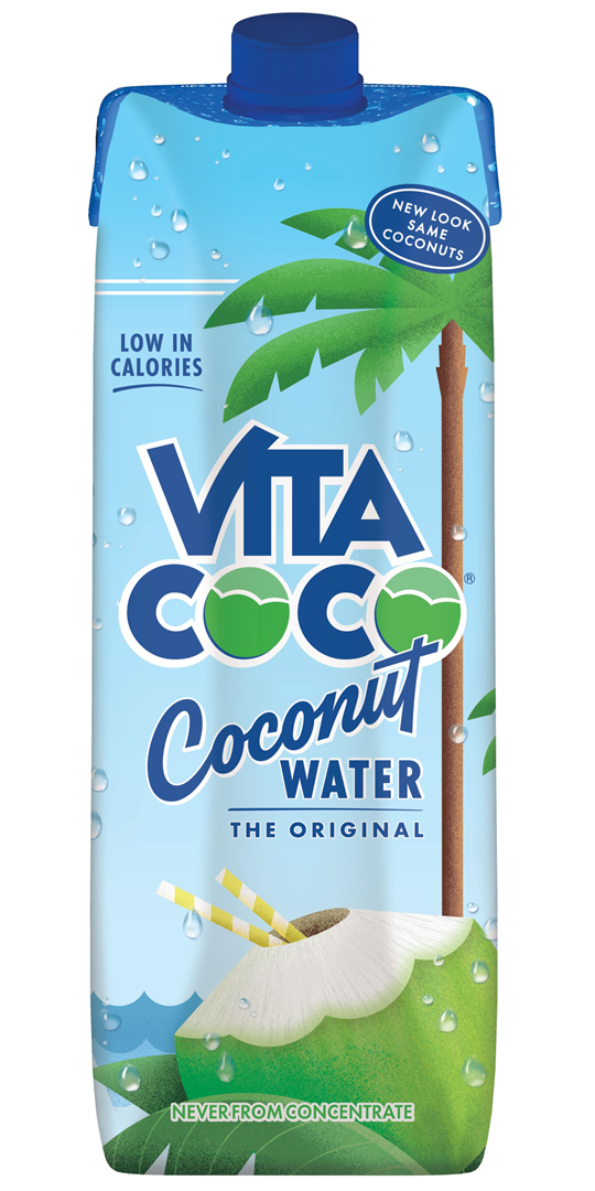 Productafbeelding Vita Coco kokoswater coconut water 1L pak