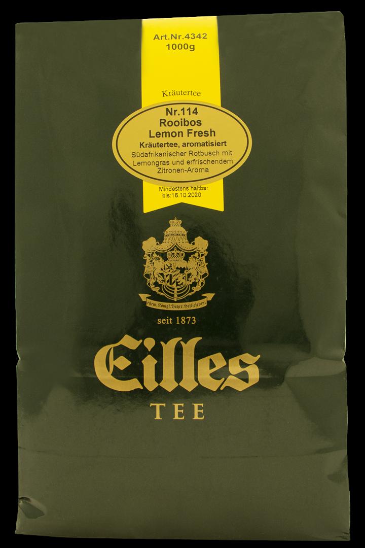 Productafbeelding EILLES Tee Rooibos Lemon Fresh