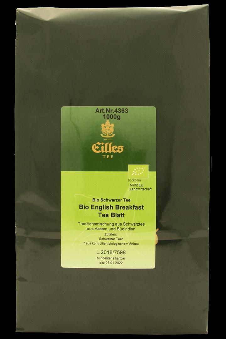 Productafbeelding EILLES Tee Bio English Breakfast