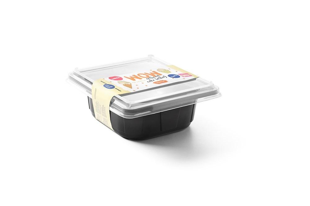 Productafbeelding Wow eetbaar cakebeslag vanille 1kg