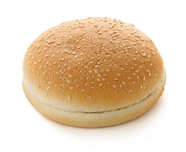 Productafbeelding Bidfood Hamburger bun met sesamzaad 24x82g