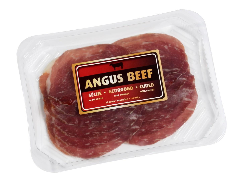 Productafbeelding Gedroogd rundvlees Angus topseal 60 gr