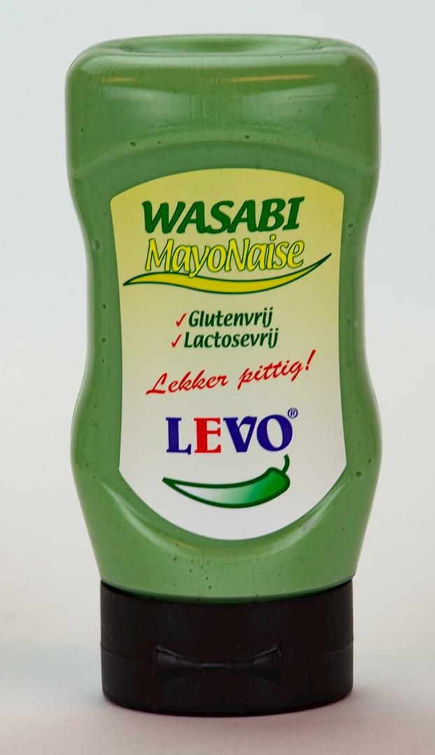 Productafbeelding Wasabi mayonaise 300 ml knijpflacon