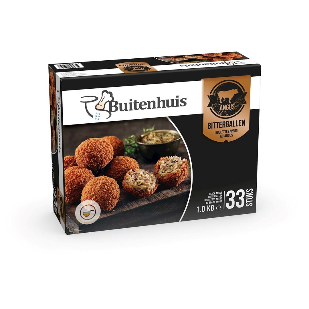 Productafbeelding Buitenhuis Angus bitterballen 1kg