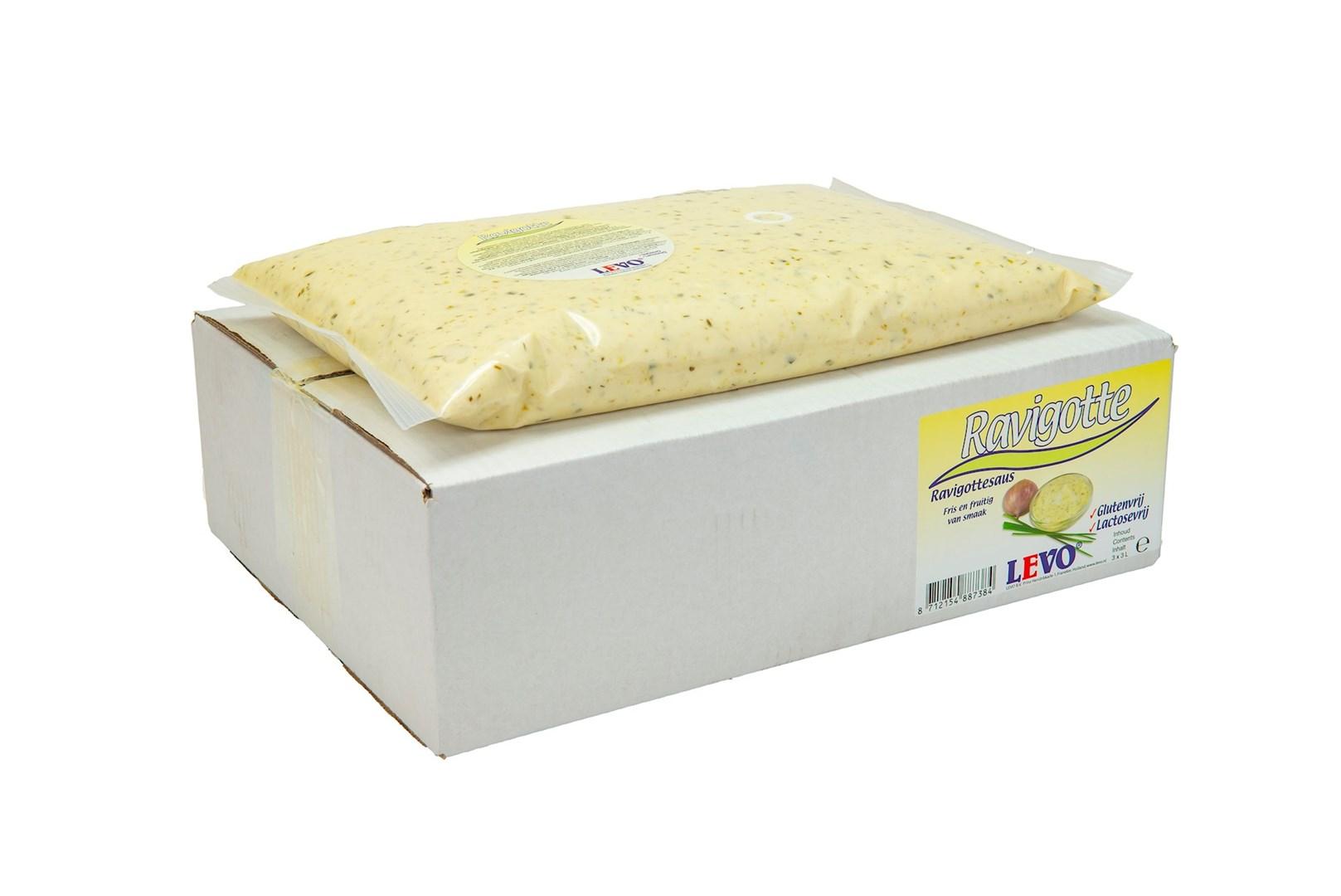 Productafbeelding Ravigottesaus packzak