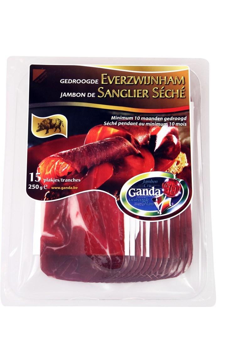 Productafbeelding Everzwijnham voorverpakt 250 gr