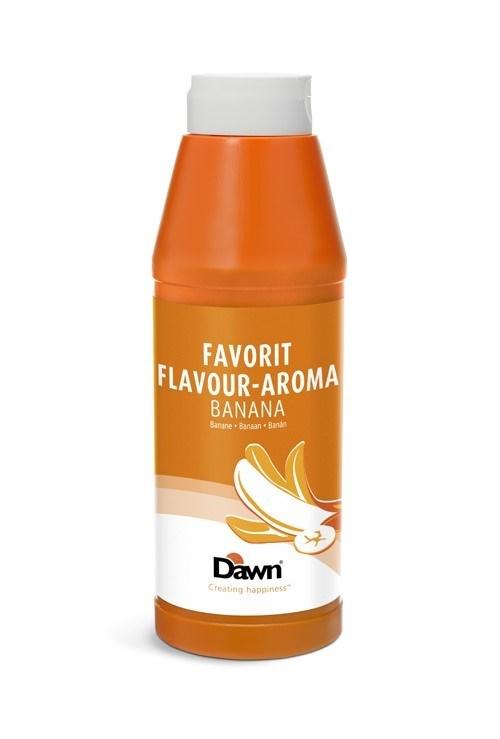 Productafbeelding Dawn Favorit Banaan Aroma 1 kg fles