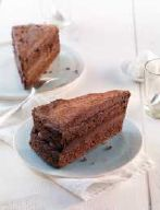 Productafbeelding Chocolate Mousse Cake 14p