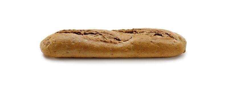 Productafbeelding B213 Halve baguette meergranen 130g