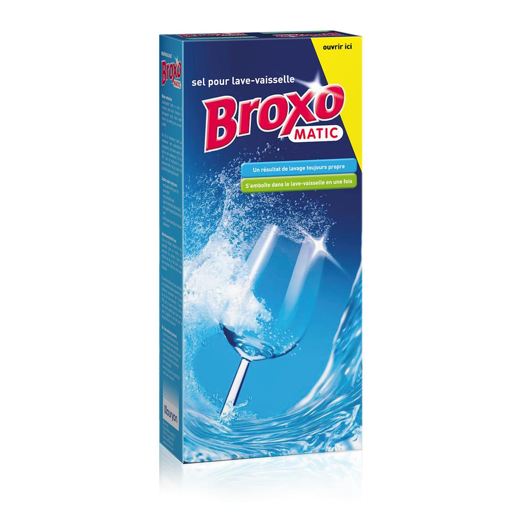 Productafbeelding Broxomatic Vaatwaszout 1 kg Doos