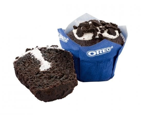 Productafbeelding Oreo® muffin 80g - Tray