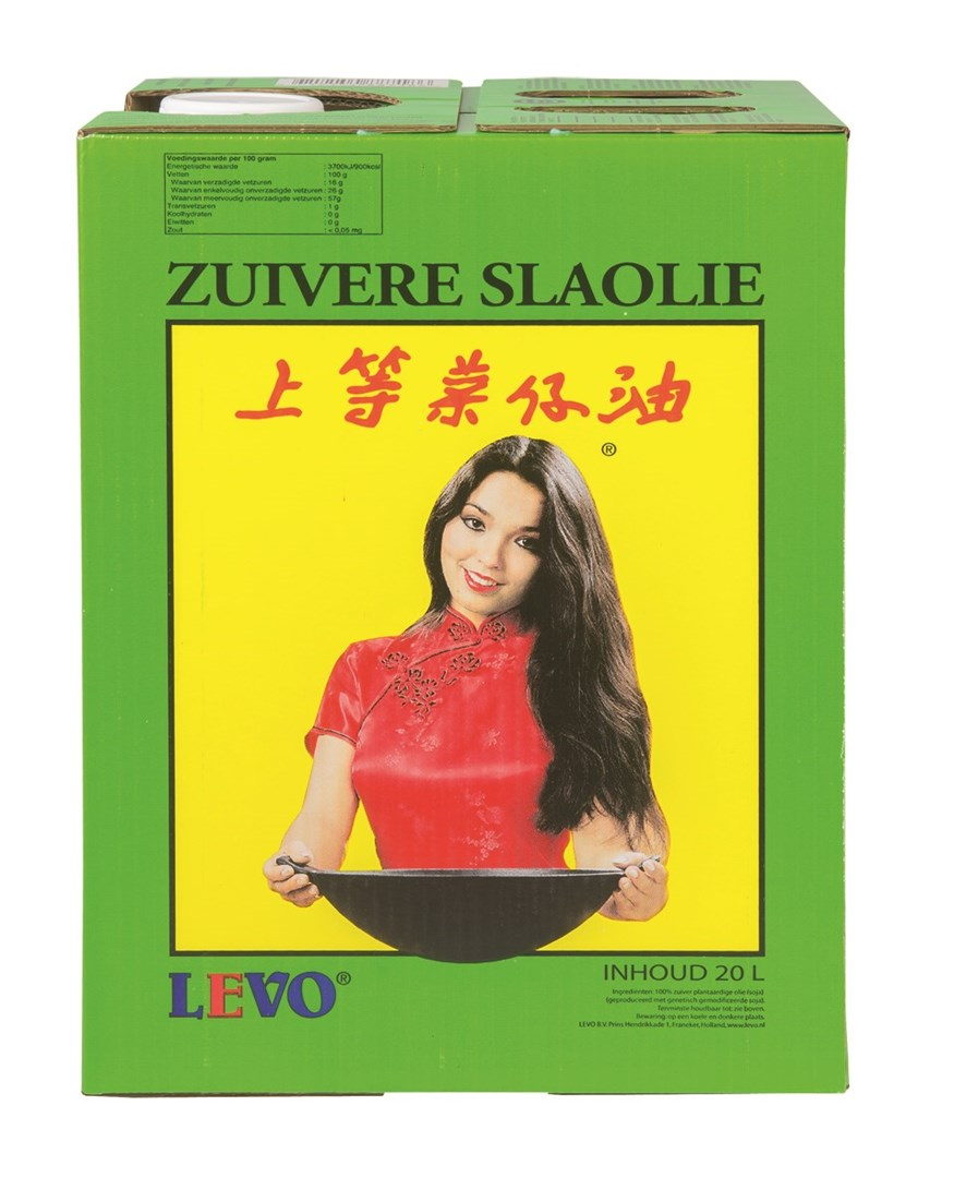 Productafbeelding Slaolie 20 liter ringcontainer