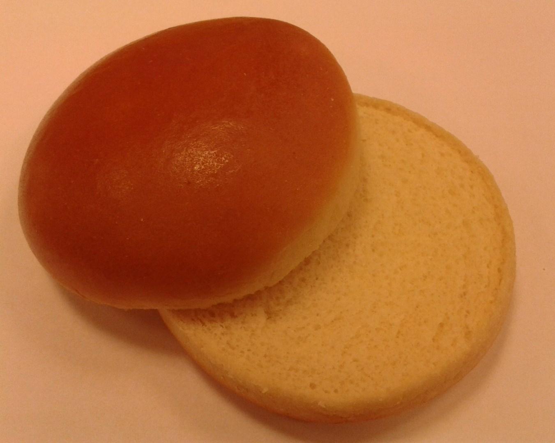 Productafbeelding TGI Fridays Brioche hamburger bun 30x109g