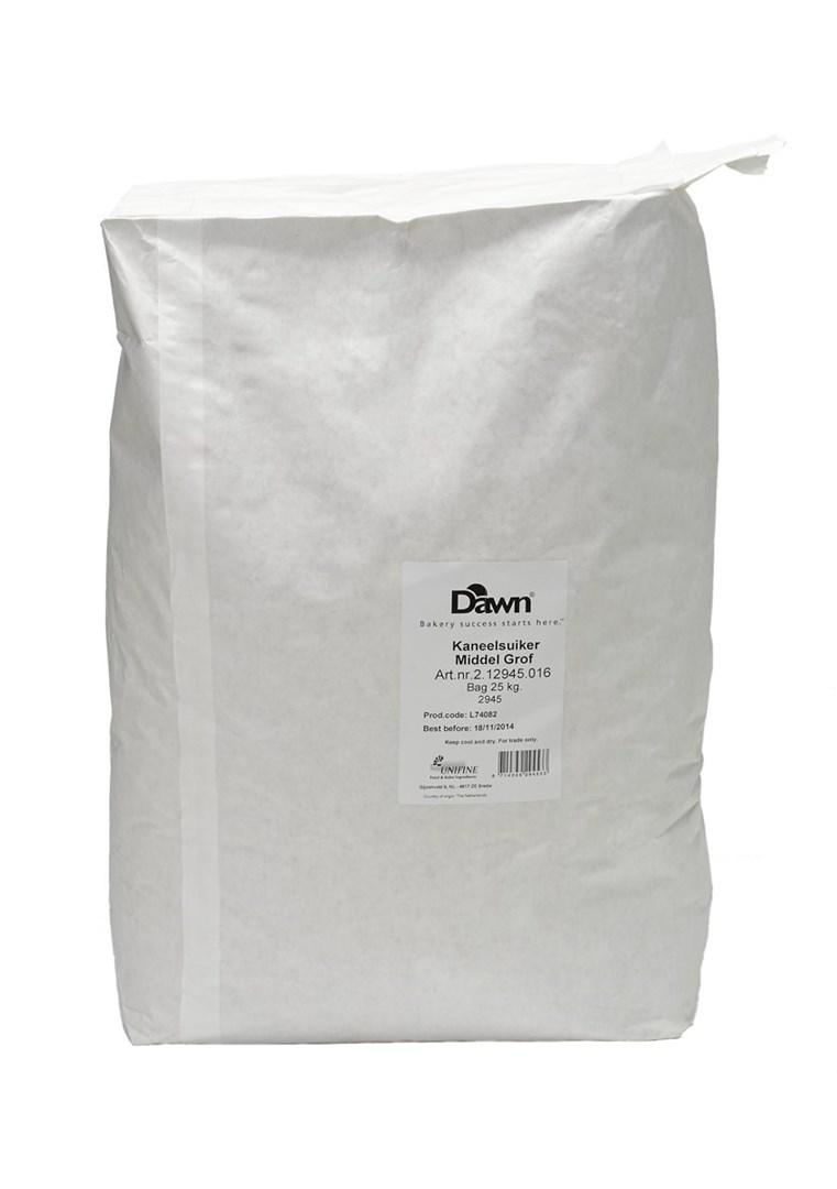 Productafbeelding Dawn Kaneelsuiker Middelgrof 25 kg zak