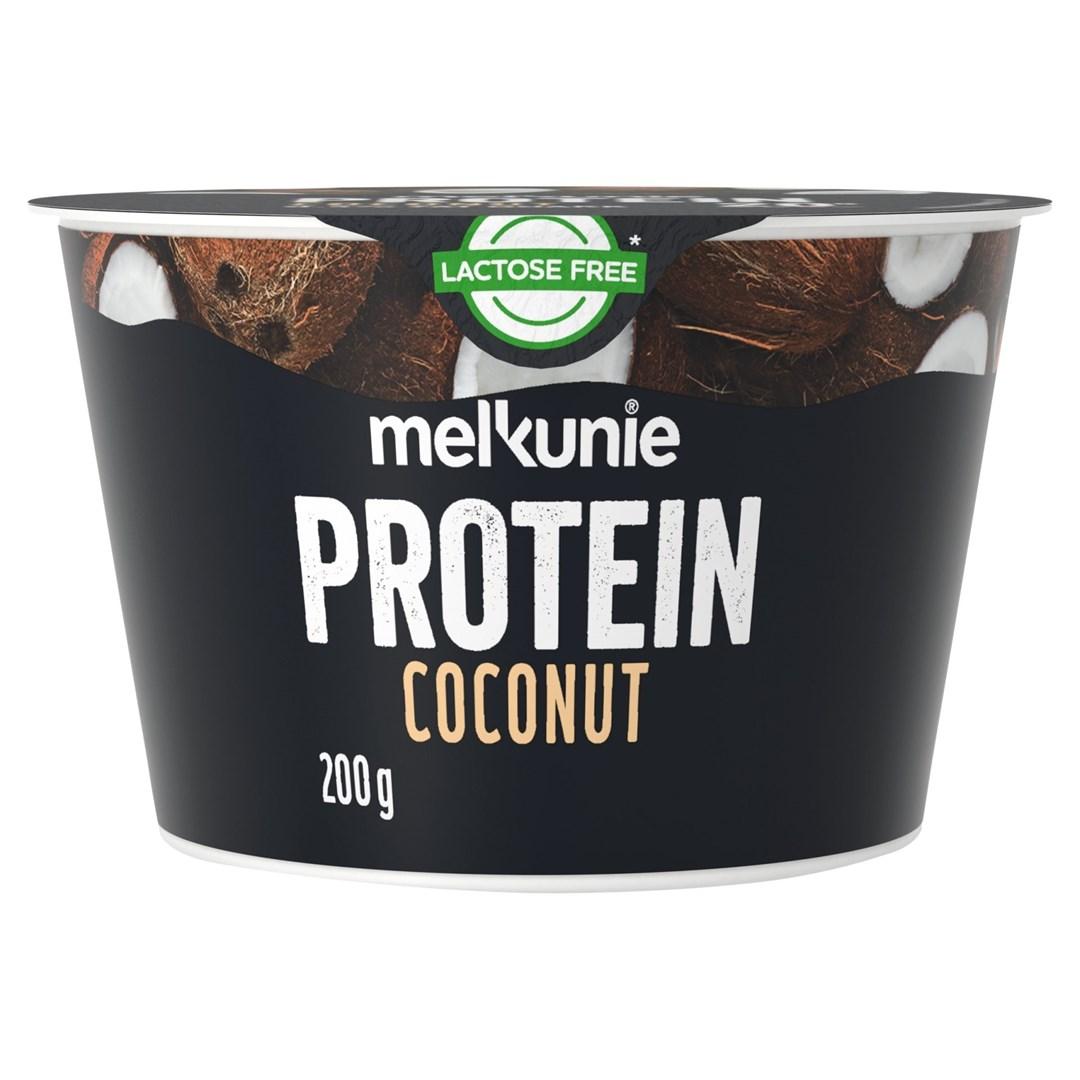 Productafbeelding Melkunie Protein Kwark Kokos 200gr