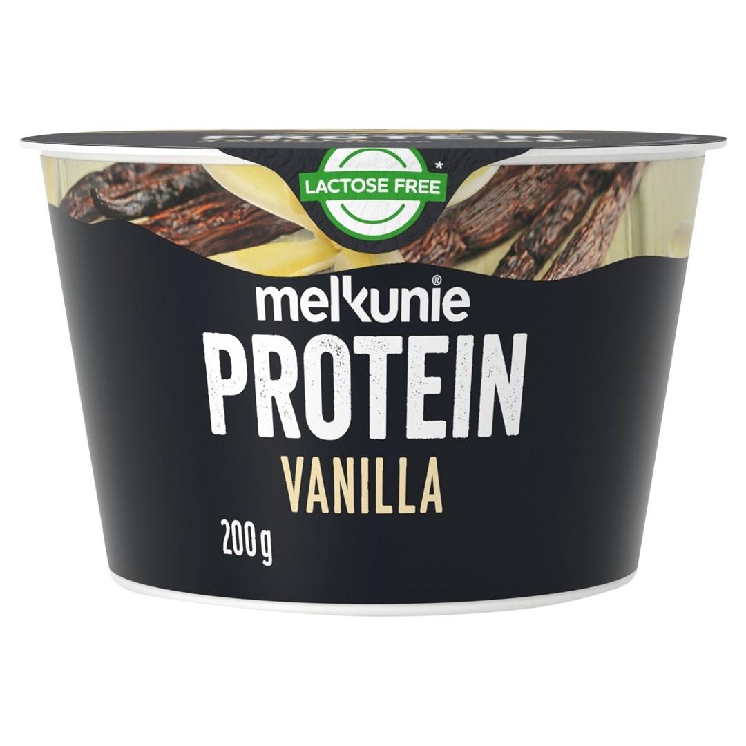 Productafbeelding Melkunie Protein Kwark Vanille 200gr