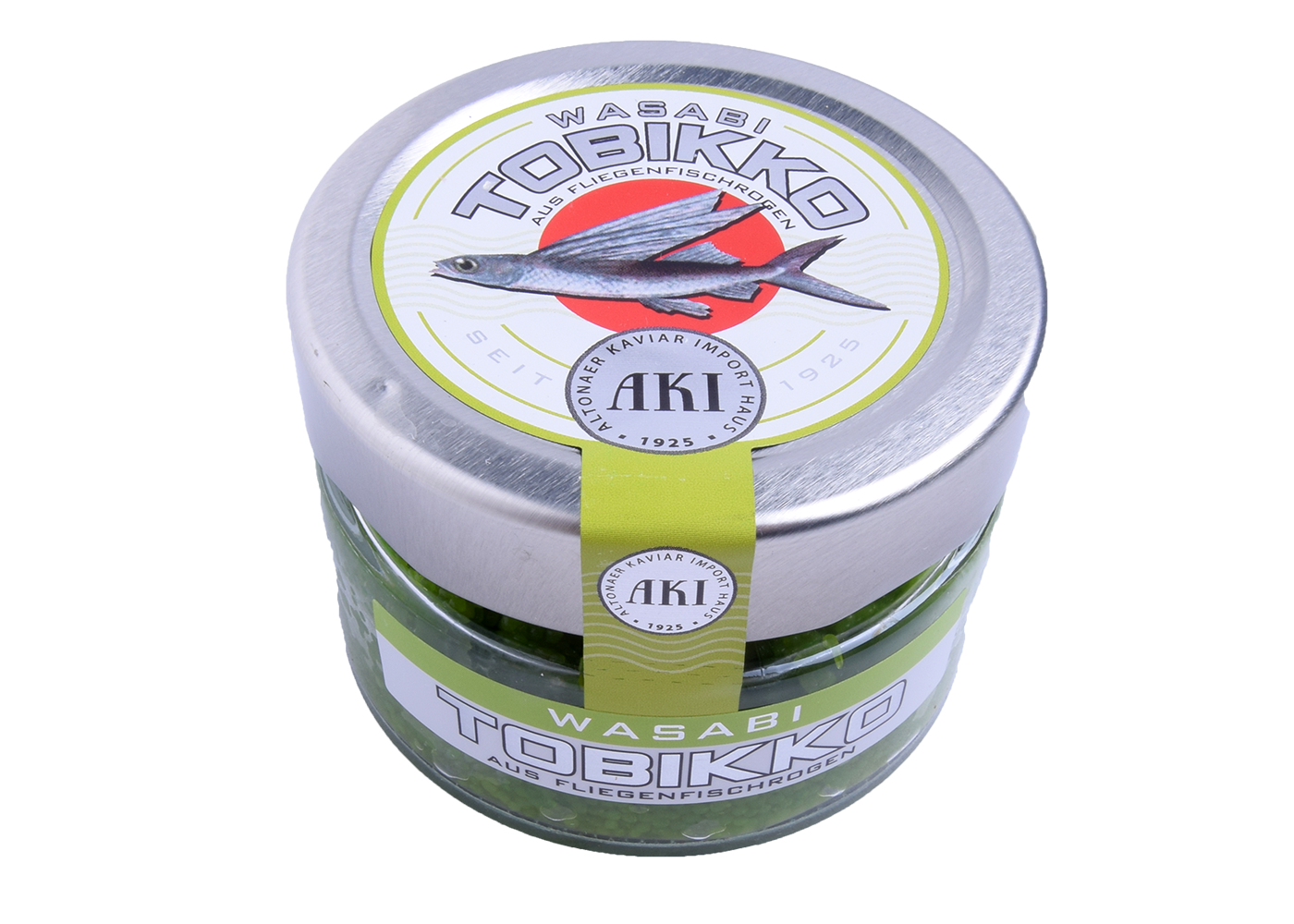 Productafbeelding TOBIKO GROEN A 90 GR