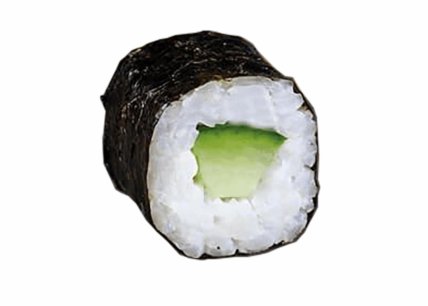 Productafbeelding SUSHI HOSOMAKI Komkommer