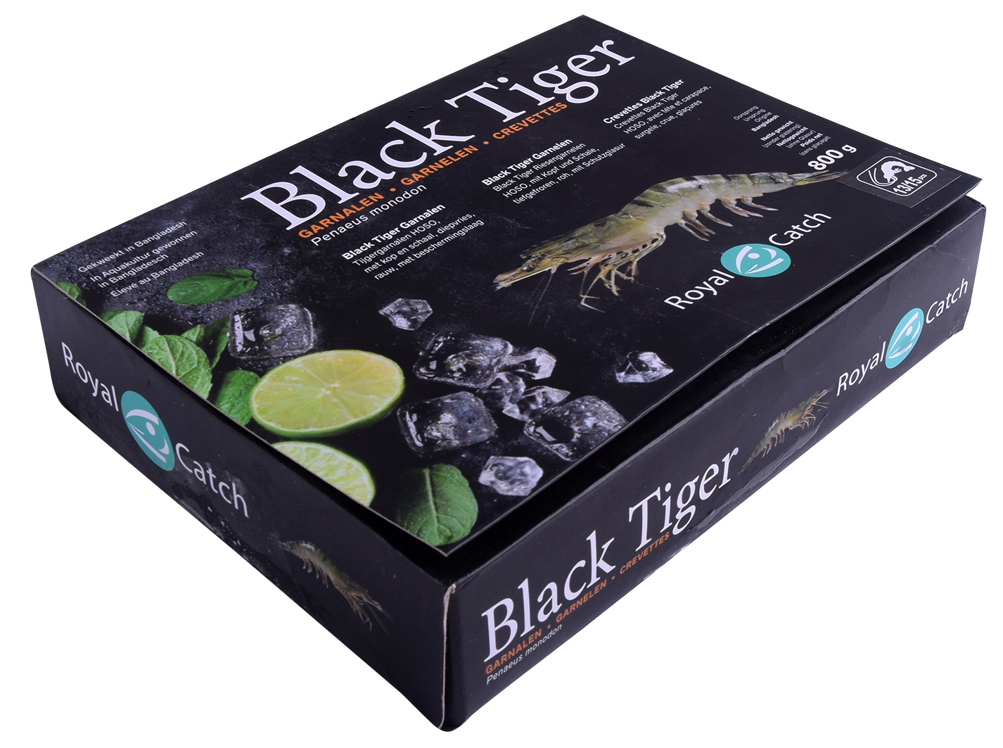 Productafbeelding GAMBA BT M. KOP 13/15 BEVR. A 1 KG ROYAL CATCH
