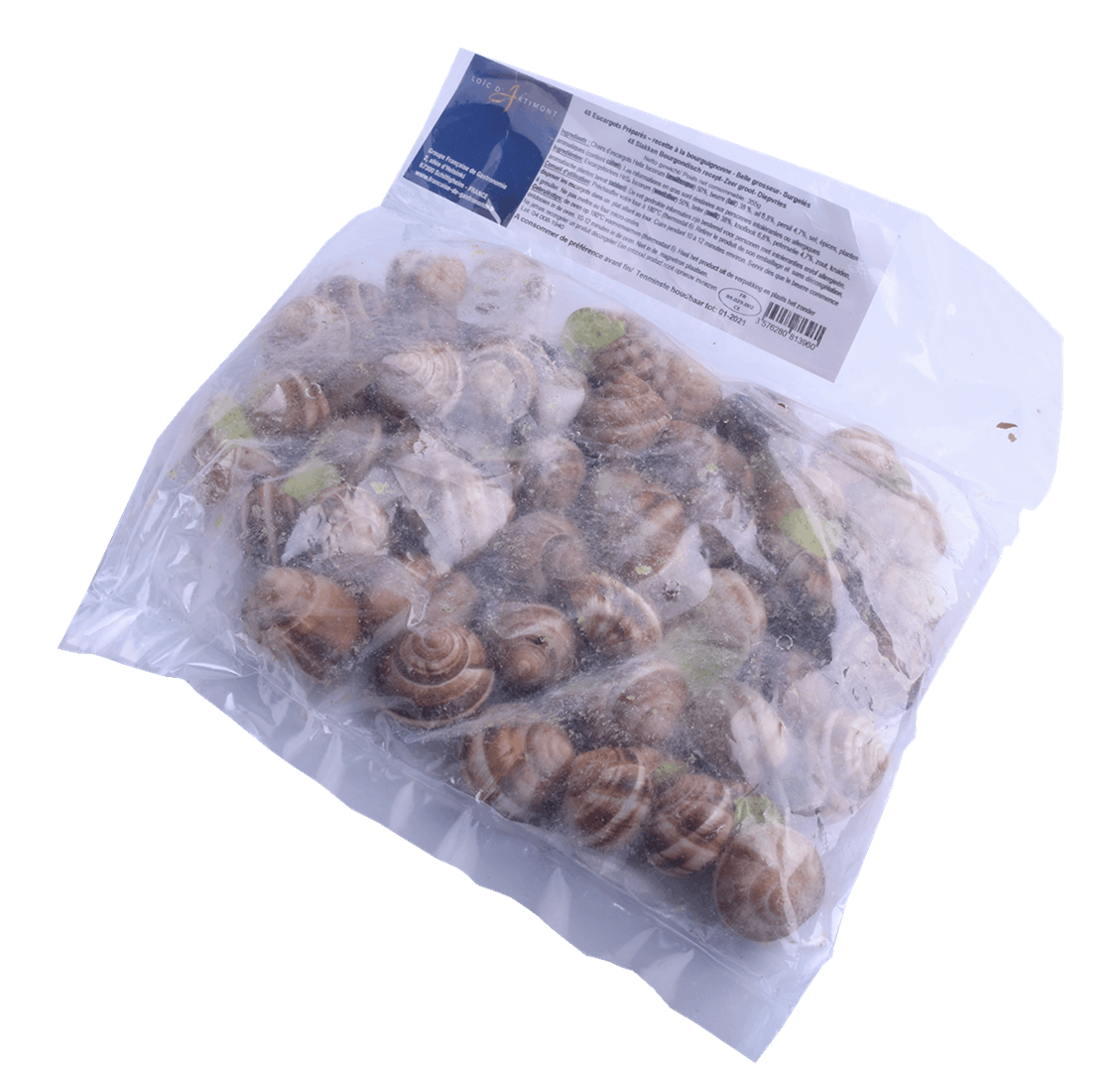 Productafbeelding ESCARGOTS BEVR. A 48 ST