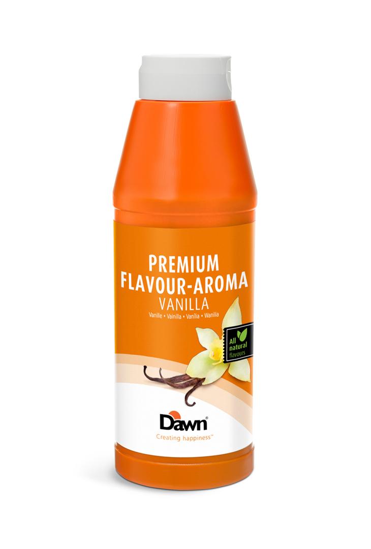 Productafbeelding Dawn Premium Flavour-Aroma Vanilla 1 kg fles