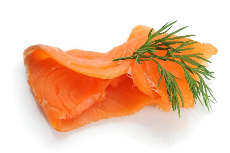 Productafbeelding Gerookte Zalm 200gr/st - Seaboy