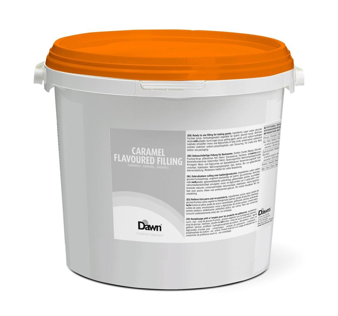 Productafbeelding Dawn Caramel Flavoured Filling 6,5 kg emmer