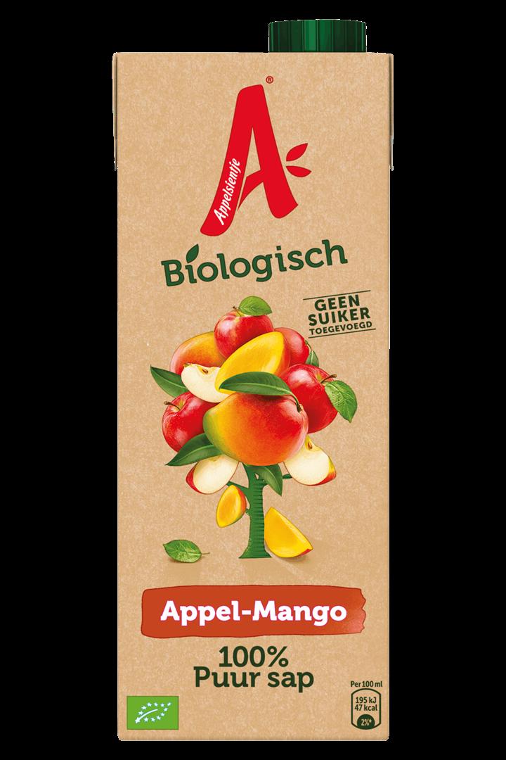 Productafbeelding Appelsientje Biologisch Appel-Mango 0,75L PK