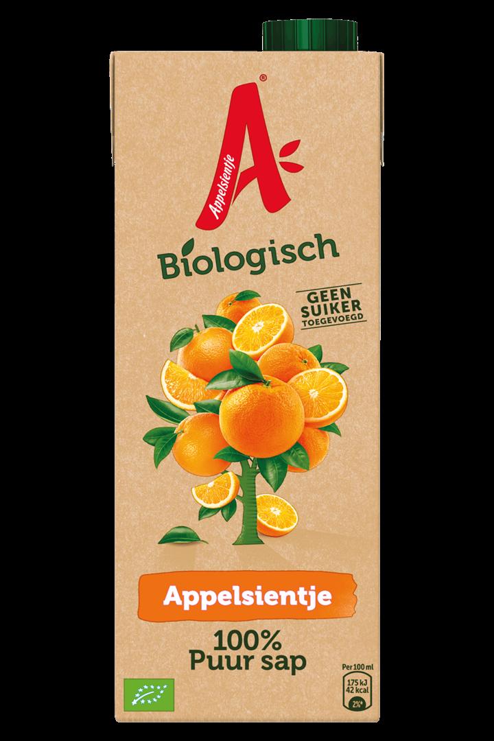 Productafbeelding Appelsientje Biologisch Appelsientje 0,75L PK