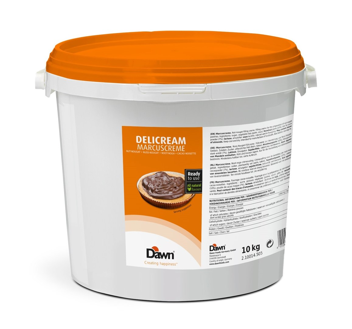 Productafbeelding Dawn Marcuscrème RSPO MB 10 kg emmer
