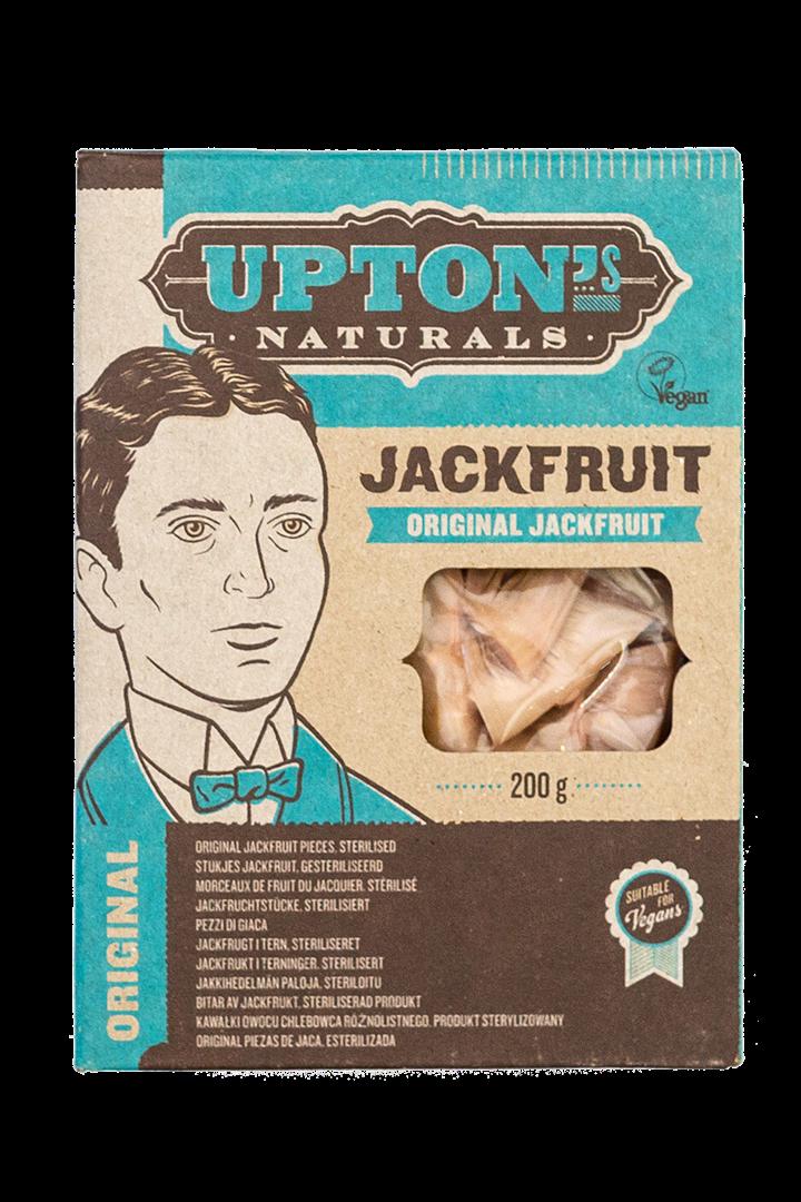 Productafbeelding Upton's naturals jackfruit original 200g doos