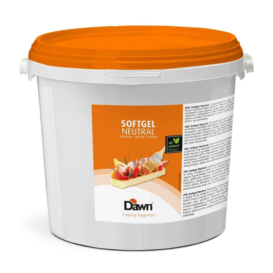 Productafbeelding Dawn Softgel Neutraal 7 kg emmer