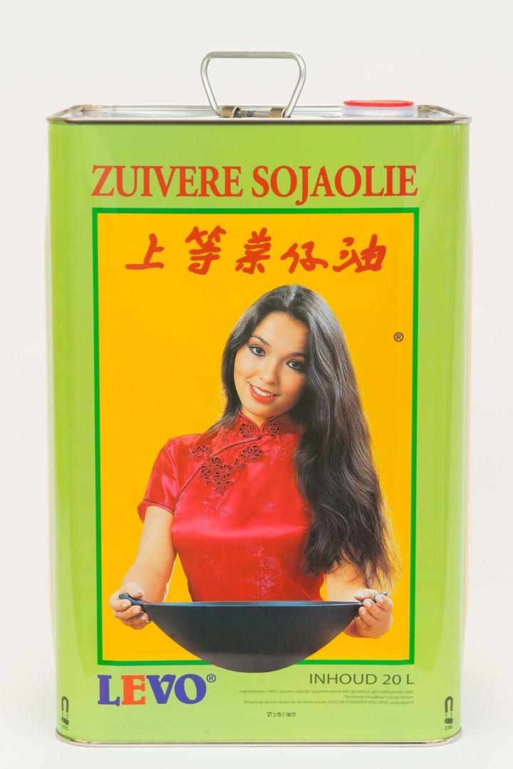 Productafbeelding Sojaolie 20 liter blik met anti-schuim