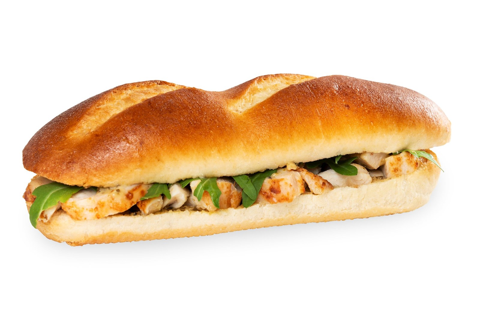 Productafbeelding Sandwich baguette chicken pesto