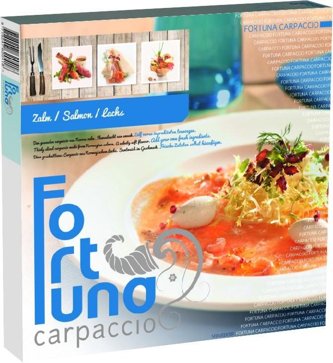 Productafbeelding ASC Carpaccio Fortuna Zalm