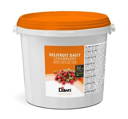 Productafbeelding Delifruit Daily Aardbei 5,5 kg emmer