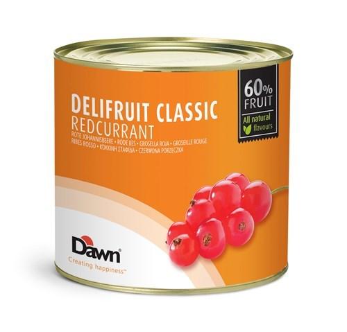 Productafbeelding Dawn Delifruit Classic Rode Bes 2,7 kg blik