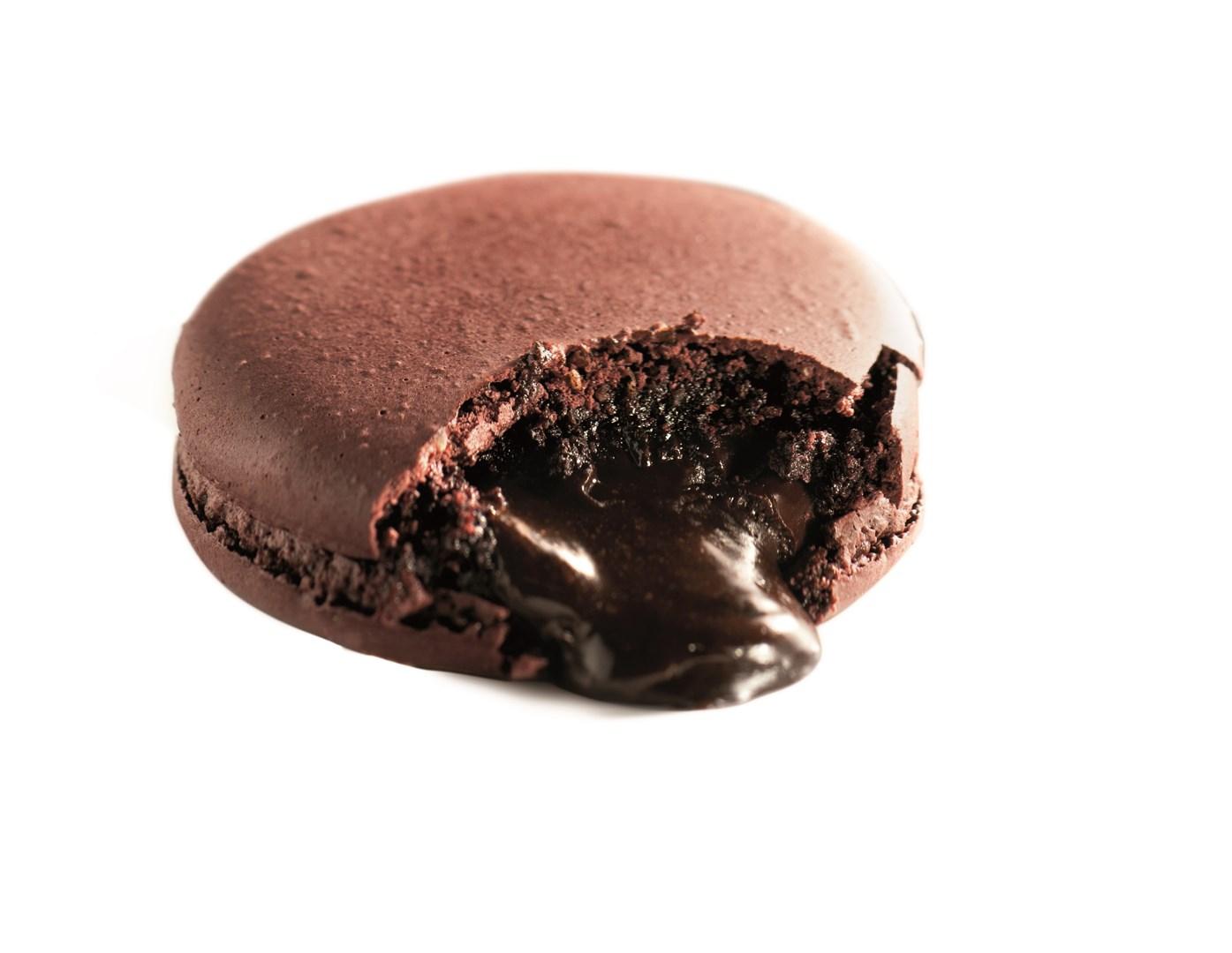 Productafbeelding Grande Soufle Macarons Chocolat