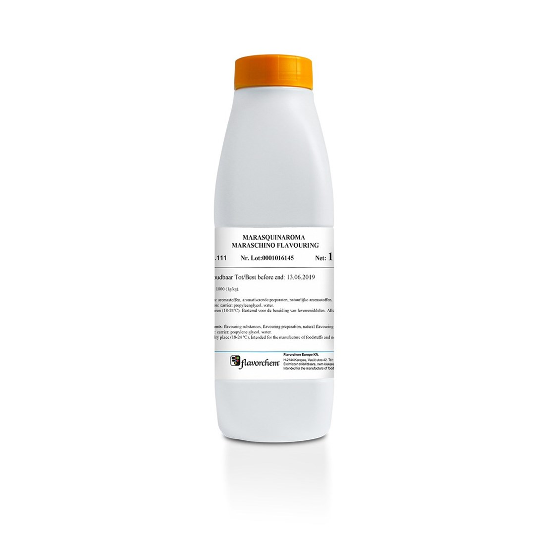 Productafbeelding Maraschino Flavouring 1 kg fles