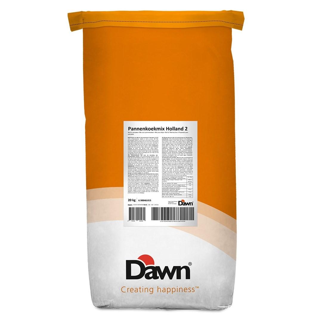 Productafbeelding Dawn Pannekoekmix Holland 2 20 kg zak
